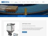 Torba Dolgu   terazili dolum makinası   çuval dolum makinası   General Measure Technology