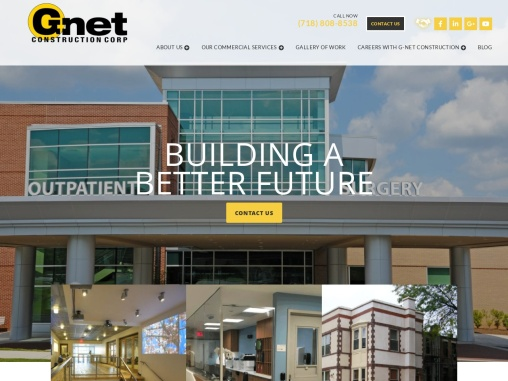 G-Net Construction Corp: Commercial Contractor in New York, NY