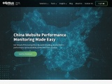 GoClick China: Monitor and Test Your Websites in China