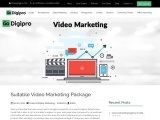 Suitable Video Marketing Package