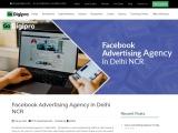 Facebook Advertising Agency in Delhi NCR