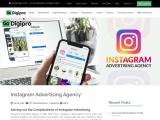 Instagram Advertising Agency in Delhi