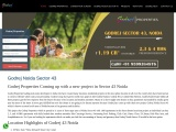 Godrej Project in Sector 43 Noida- Enjoy the Greenery around Your Home