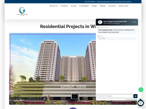 2 BHK Flats for sale in Wakad, Pune