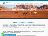 Jordan Tour Package For A Family Holiday