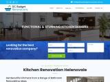 kitchen renovation service helensvale