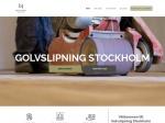 Golvslipning Stockholm