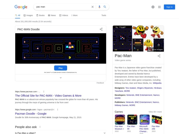 - 8 Hidden Google Games That you Must Play 2020