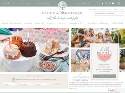 Gourmet Gift baskets (Global) screenshot