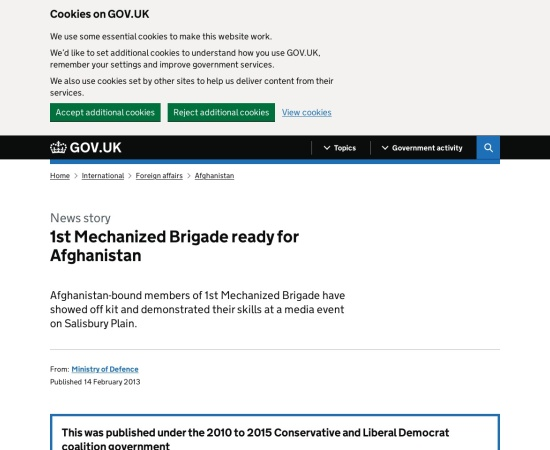 https://www.gov.uk/government/news/1st-mechanized-brigade-ready-for-afghanistan