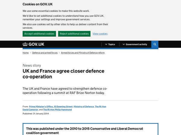 https://www.gov.uk/government/news/uk-and-france-agree-closer-defence-co-operation