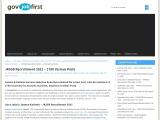 JKSSB Recruitment 2021 – 1700 Various Posts