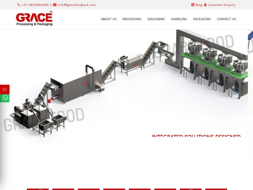 Industrial Snack Food Manufacturing Equipment   Packaging Machines