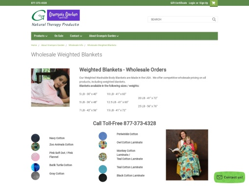 Wholesale Weighted Blanket Manufacturer In USA
