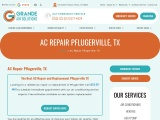 ac replacement pflugerville tx