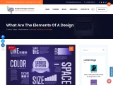 What are the Elements of a Design?