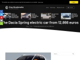 The Dacia Spring Electric is a cheap electric SUV