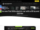 The new Fiat 500e electric car from 27,000 euros