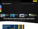 Ford shares data with other automakers