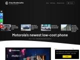 Motorola's newest low-cost smartphone