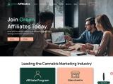 Green Affiliates – Best Cannabis Affiliate Marketing Network