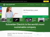 The world's most sustainable company