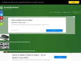 The new Sondors MXS electric bicycle