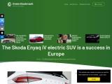 The Skoda Enyaq iV with 265 hp from 39,000 euros