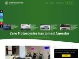 Zero Motorcycles has joined Anesdor