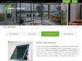 UPVC Ventilators In Coimbatore | UPVC Arch Windows – Green Fenster