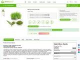 USDA Approved Barley Grass Powder