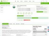 USDA Approved Bulk Organic Raspberry Powder