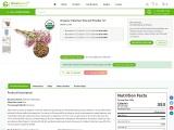 Organic Valerian Extract Powder 4:1