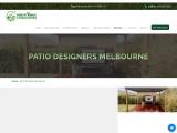 Mesmerizing, Stylish Patio Designs