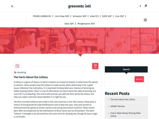 GREEN INTERNATIONAL Building Design Review
