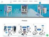 Best Sand Blasting Machine Manufacturer in India | Gritblast