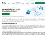 CRM for wholesale distributors