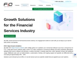 Financial services crm solutions