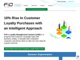 Loyalty management system – Group FiO
