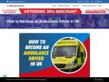Professional Ambulance Training in UK