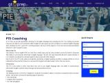 PTE Coaching Classes Online – GT Prep