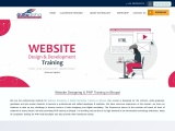 Website Designing  Training in Bhopal   Web Designing courses in Bhopal