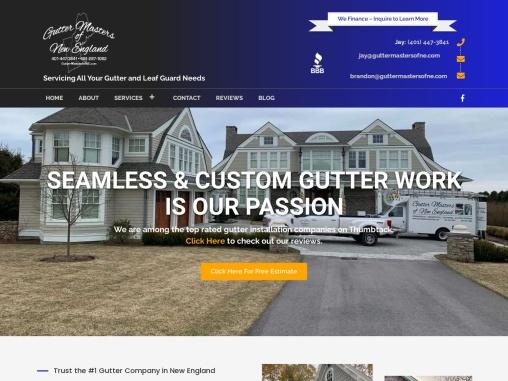 Best Gutters for New England | Gutter Masters of NE