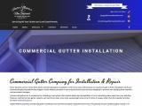 Commercial Gutter Repair Services