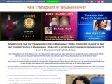 Best Hair Transplantation Clinic in Bhubaneswar, Odisha. Dr Anita Rath is one of the best Hair Trans