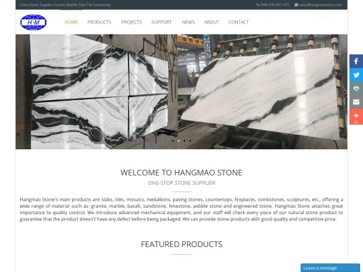 Hangmao Stone Marble Granite Co., Ltd