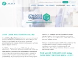 Low Dose Naltrexone for Various Pain Relief | Harbor Compounding