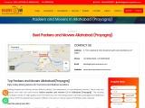 Hariom Packers and Movers Allahabad, Movers and Packers Allahabad (Prayagraj)