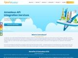 Amadeus API Integration Service