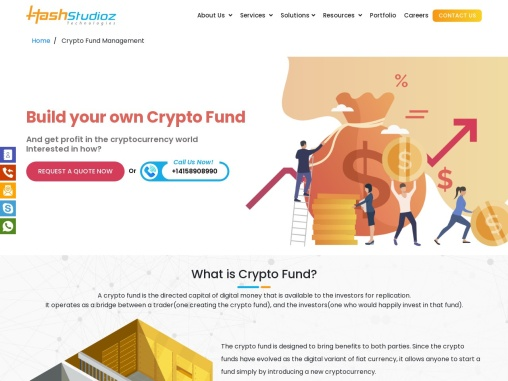 crypto fund management software